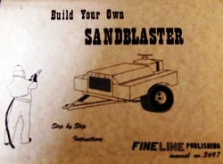 Sandblaster build book.