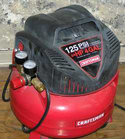 Sears air compressor for sale.