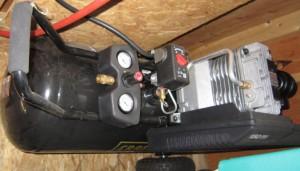 Craftsman air compressor.
