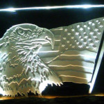 sandcarving-eagle-flag
