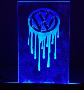 Volkswagen sandcarving