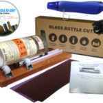Deluxe bottle cutter kit