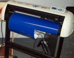 Micro Sandblaster Amp Vinyl Cutter Combination