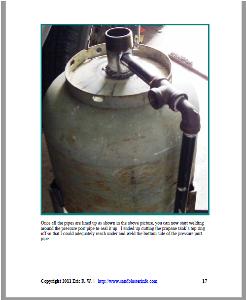 Pressure Pot Sandblaster